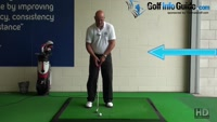 How Senior Golfers can Fix Deceleration on Long Chip Shots Video - by Dean Butler