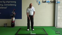 How Senior Golfers can Play the Best Golf Shot when using a Lob Wedge from a Tight Lie Video - by Dean Butler