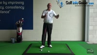 How Senior Golfers can play their Best Shots when faced with the Problem of a False Front Green Video - by Dean Butler