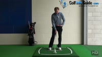Golf Wedge Shots, How Should I Move My Lead Arm For Crisp Shots Video - by Pete Styles