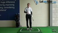 How Should I Play A Downhill Golf Chip Shot? Video - by Pete Styles