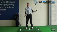 How Should I Play Up Hill Golf Chip Shots? Video - by Pete Styles