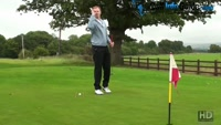 How Should My Backswing Move Away From The Golf Ball For More Accurate Golf Putts Video - by Pete Styles