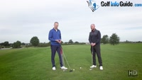 How Should Your Weight Distribution Differ When Playing Wedges, Irons And Your Driver - Video Lesson by PGA Pros Pete Styles and Matt Fryer