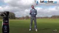How The Equipment Affects How You Can Hit Down Upon The Golf Ball Video - by Pete Styles