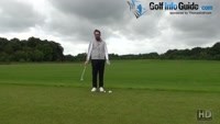 How The Golf Trigger Finger Gives Support In The Swing Video - by Peter Finch
