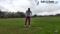 How The Hips Should Move From The Top Of The Golf Swing Video - by Peter Finch