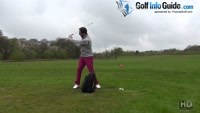 How The Impact Bag Can Improve Lag In The Downswing Video - by Peter Finch