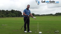 How To Accelerate At The Bottom Of The Golf Swing Video - by Peter Finch