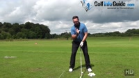 How To Address The Golf Ball To Achieve A Draw Video - by Peter Finch