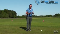 How To Adjust The Golf Swing For Toe And Heel Divots Video - by Peter Finch