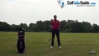 How To Aim Straight Off The Golf Tee Video - by Pete Styles