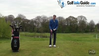 How To Change Your Strong Golf Grip Video - by Pete Styles