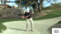How To Control The Swing Low Point For Bunker Shots by Tom Stickney