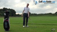 How To Correct A Flat Golf Swing Video - by Pete Styles
