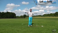 How To Correct Inconsistent Drives - Choke Down Drill Video - by Peter Finch