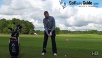 How To Correct The Chicken Wing In The Golf Swing Video - by Pete Styles