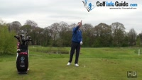 How To Correct Your Golf Irons Flying Too Low Video - by Pete Styles