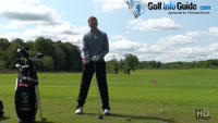 How To Create Power From Your Golf Down Swing Squat Video - by Pete Styles