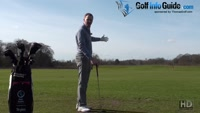 How To Create Spin With Your Golf Wedge Shots Video - by Pete Styles