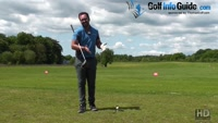How To Deal With Inconsistent Golf Shots On A First Tee Video - by Peter Finch