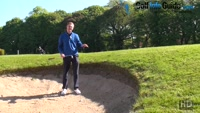 How To Escape From Steep Sided Golf Bunkers Video - by Pete Styles