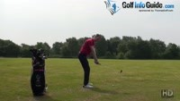 How To Fix A Laid Off Golf Swing Video - by Pete Styles