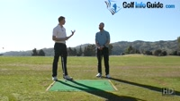 How To Gain Distance With Your Golf Irons - Video Lesson by PGA Pros Pete Styles and Matt Fryer