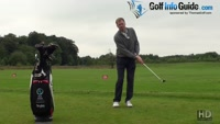 How To Hit 40 To 50 Yard Golf Shot Video - by Pete Styles