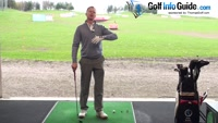 How To Hit A Full Shot With A Golf Lob Wedge Video - by Pete Styles