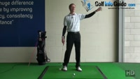 How to Hit a Lob Wedge from a Tight Lie - Golf Tip Video - by Pete Styles