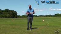 How To Hit Down On A Golf Ball Video - by Peter Finch