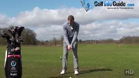 How To Hit Down On The Golf Ball Video - by Pete Styles