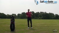 How To Hit Golf Wedges Into Firm Greens Video - by Pete Styles
