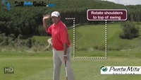 How To Make Sure You Make a Full Shoulder Turn by Tom Stickney
