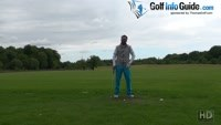 How To Orientate The Feet During The Golf Set Up Video - by Peter Finch