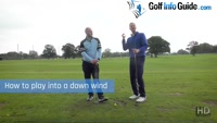 How To Play Downwind - Video Lesson by PGA Pros Pete Styles and Matt Fryer