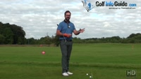 How To Practice A Three Quarter Golf Shot Video - by Peter Finch