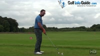 How To Practice Committing Through Golf Impact Video - by Peter Finch