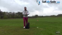 How To Practice Using A Golf Impact Bag Video - by Peter Finch