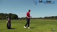 How To Practice Blind Golf Shots Video - by Pete Styles
