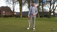 How To Practice Cross Handed Putting In Golf Video - Lesson by PGA Pro Pete Styles