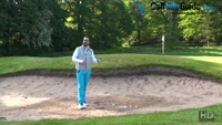 How To Read Your Golf Bunker Lie Video - by Peter Finch