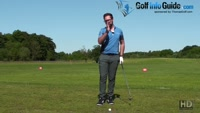 How To Self Correct Golf Divots Pointing Too Far Left Video - by Peter Finch