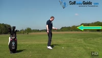 How To Set Up And Hold Your Golf Spine Angle Video - by Pete Styles