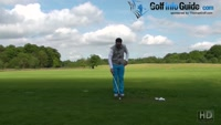 How To Set Up For A Golf Chip Shot Video - by Peter Finch