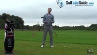 How To Stop Dropkicking Your Golf Drives Video - Lesson by PGA Pro Pete Styles
