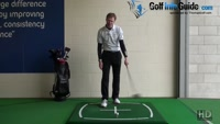 How To Stop The Left Hand Over Rotating Through Impact Golf Tip Video - Lesson by PGA Pro Pete Styles