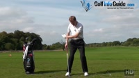 How To Strike The Golf Ball Video - by Pete Styles