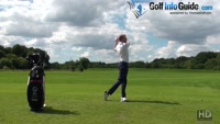 How To Swing From The Top To A Full Golf Finish Video - by Pete Styles